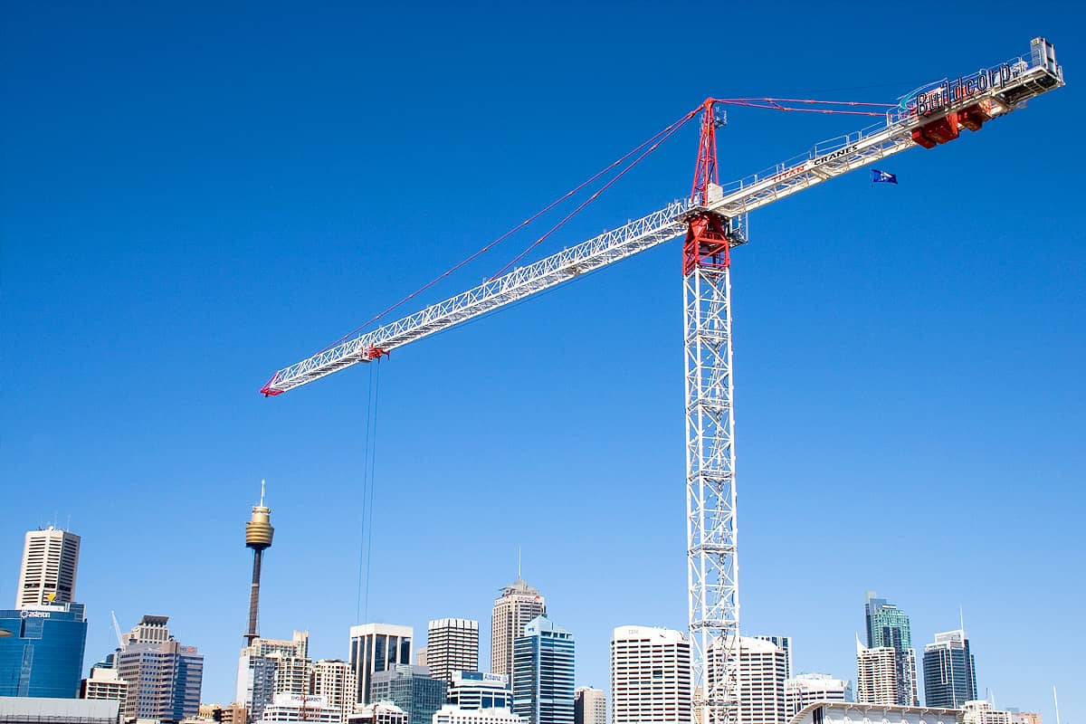 JASO Tower Cranes